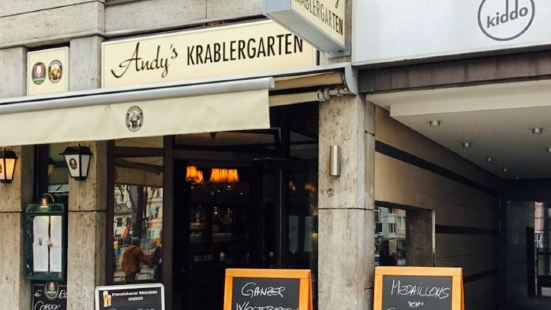安迪的Krablergarten