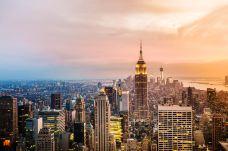 帝国大厦-纽约-doris圈圈