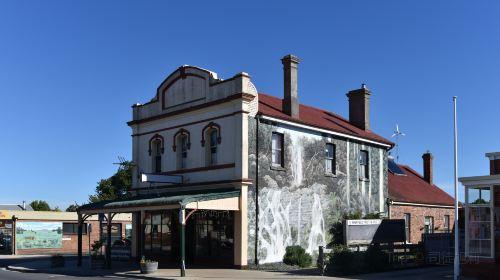 謝菲爾德壁畫小鎮