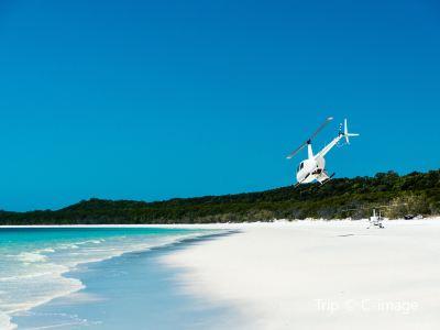 大堡礁直升機公司