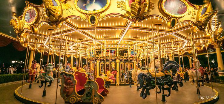 Fantasia Carousel2