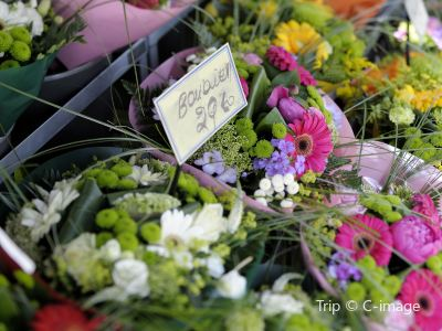 馬德萊娜花卉市場 (Madeleine)