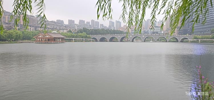 Qujiangchi Site Park2