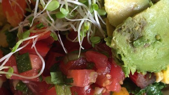 Conscious Culture Cafe & Big Island Booch Kombucha