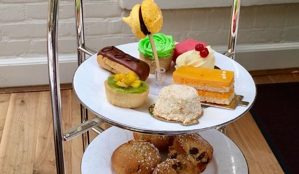 Afternoon Tea at The Montague on The Gardens3