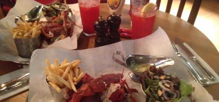 Burger & Lobster(Soho)