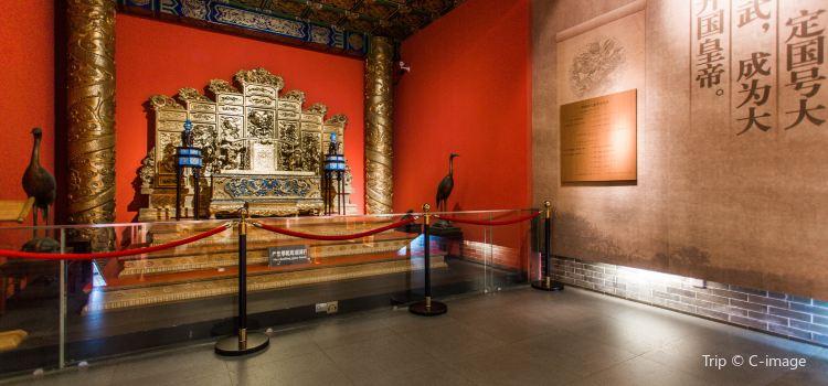 明孝陵博物館3
