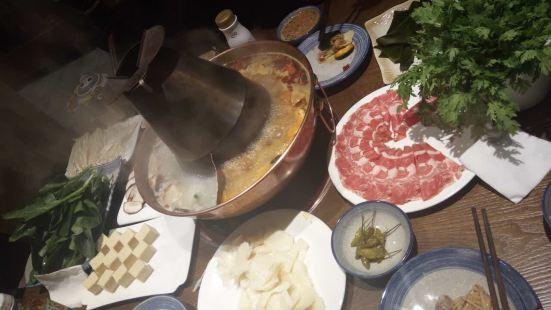 俏嚼爺銅鍋涮