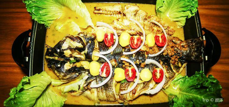 彼酷哩餐廳(大上海城店)1