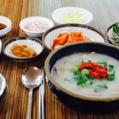 Pohang pork soup rice User Photo