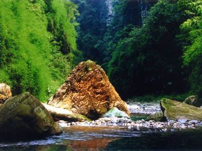 Liangshui Nature Reserve