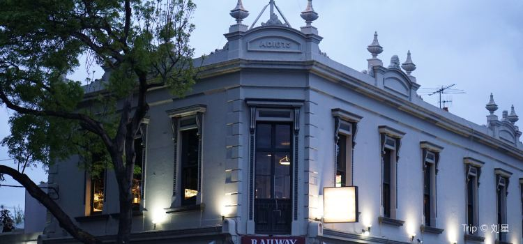 The Railway Club Hotel Steakhouse