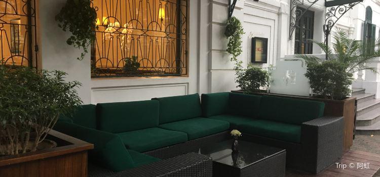 Quán Cafe La Terrasse du Metropole