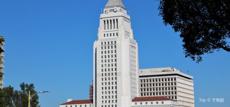 Los Angeles City Hall3