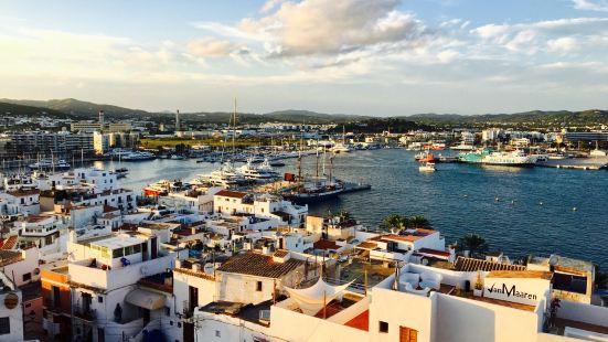 Porto di Ibiza (Puerto de Ibiza)