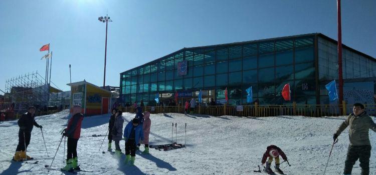Lianhua Mountain Ski Resort
