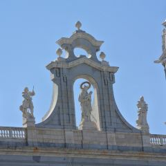 마드리드 왕궁 여행 사진