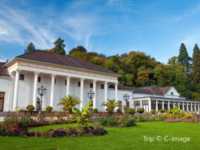 The Baden-Baden Casino