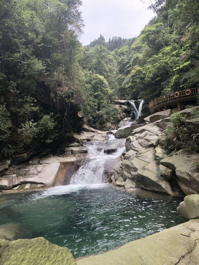 Longnvgou Scenic Area