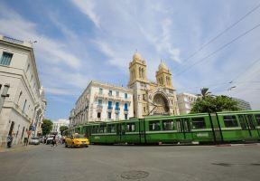 穿行在陽光下的72小時--致茉莉芬芳中的突尼西亞城