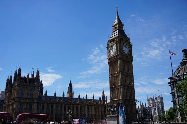 完成少年時的夢想——陪你走過絕美大不列顛