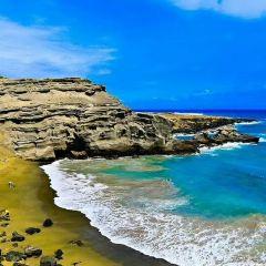 Papakolea Green Sand Beach User Photo