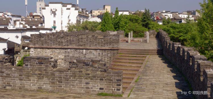 衢州古城牆1