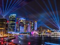 2018繽紛雪梨燈光音樂節,十年之約,23個狂歡夜,讓你遇見最美夜色