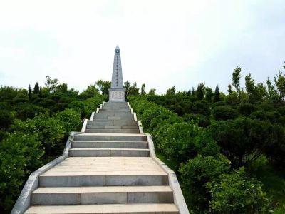 影珠山抗戰遺址公園