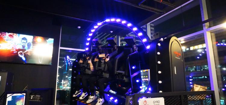 弘大HIT VR虛擬體驗館