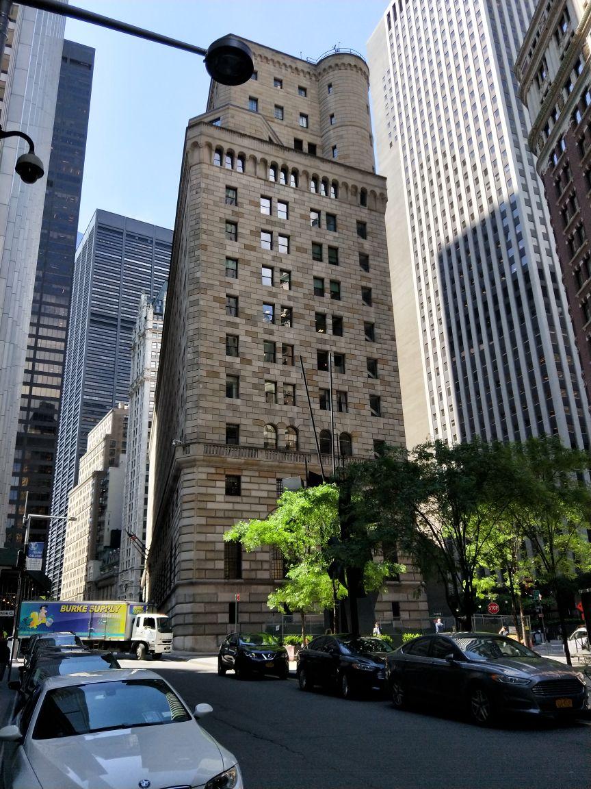 Federal Reserve Bank Of New York Travel Guidebook Must Visit