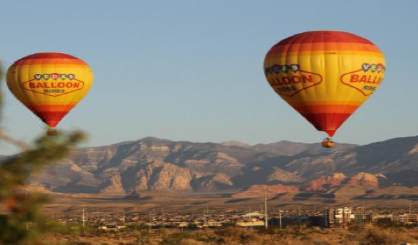 Vegas Balloon Rides熱氣球之旅