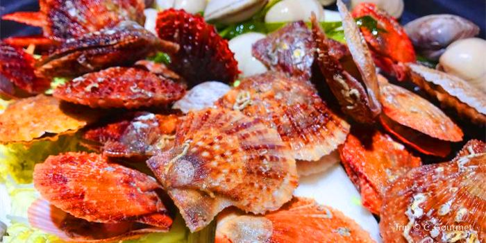 San Ge Yu Fu Steamed Seafood( Bin Hai Kai Fa Qu )1