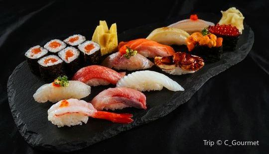 Yin Yi Sushi( Wan Ke )