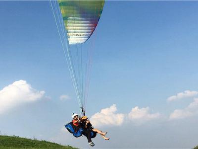 花山滑翔傘基地