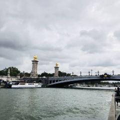 アレクサンドル3世橋のユーザー投稿写真