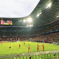 Allianz Arena Erlebniswelt用戶圖片