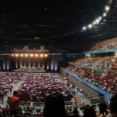 Shenzhen Stadium User Photo