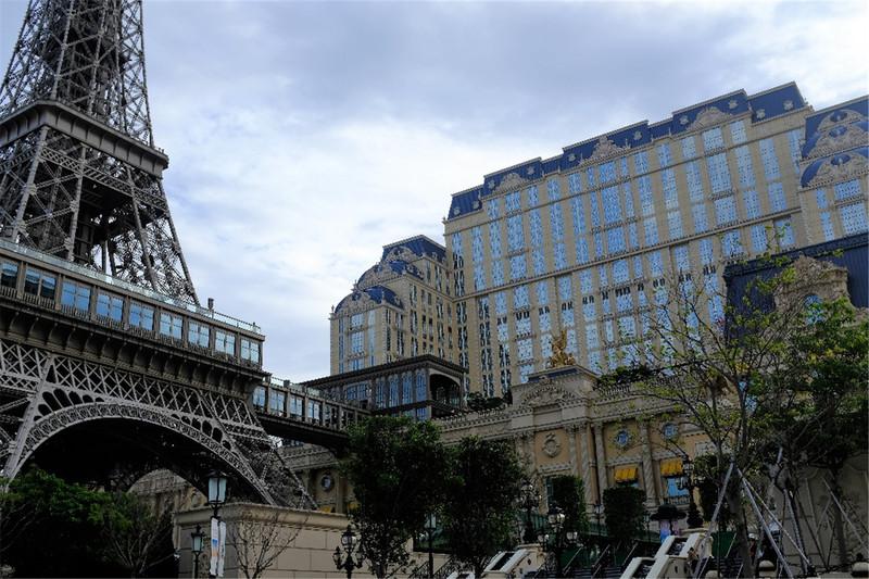 澳门一日游攻略:从大三巴牌坊到澳门巴黎人,从