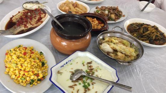 青蓮穀旅遊餐廳