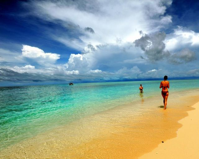 解鎖沙巴天堂跳島攻略,陷入藍色海洋的甜蜜中不可自拔!