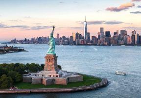 只用一張船票,就能玩出資深紐約客的感覺~