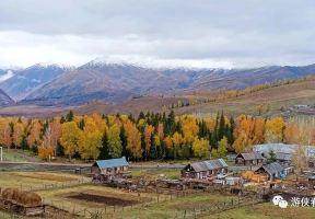 新疆:人間凈土世外仙境白哈巴