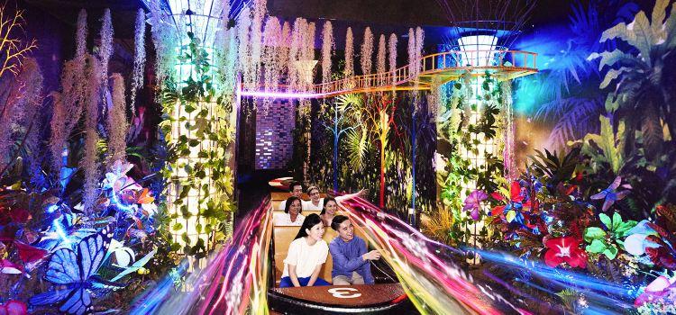 싱가포르 마담 투소 박물관2