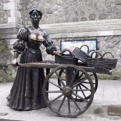 Molly Malone Statue Dublin User Photo