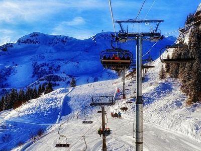白清寨滑雪場