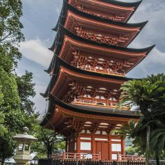 Itsukushima Floating Torii Gate User Photo
