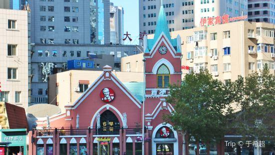大連基督教會堂舊址
