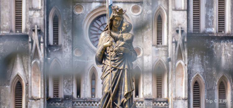 하노이 성 요셉 성당2