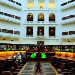State Library of Victoria User Photo